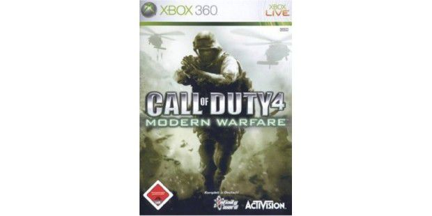 Call of Duty 4 360 pack