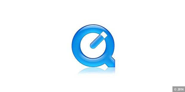 Quicktime mit Anti-Hacker-Technik