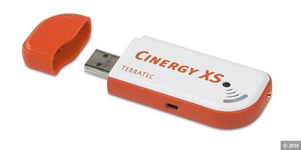Terratec Cinergy Hybrid T USB XS FM
