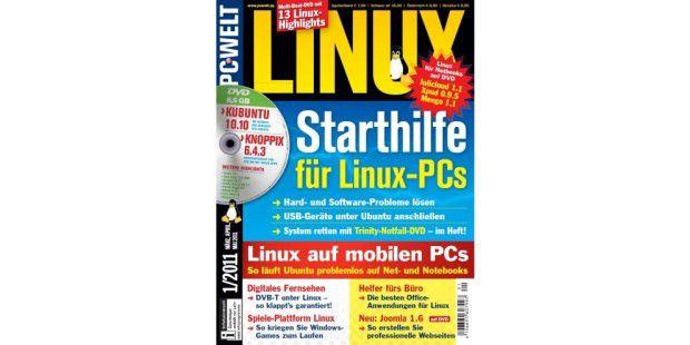 PC-WELT LINUX 1/2011