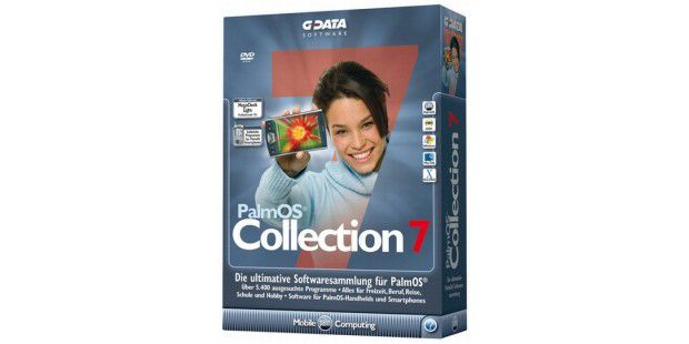 GData PalmOS Collection 7