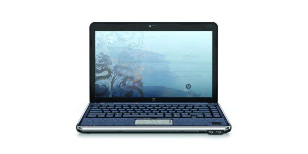 Notebook mit Touchscreen: HP Pavilion dv3-2210eg