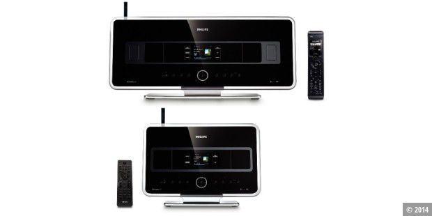 Philips Streamium Wireless Music System