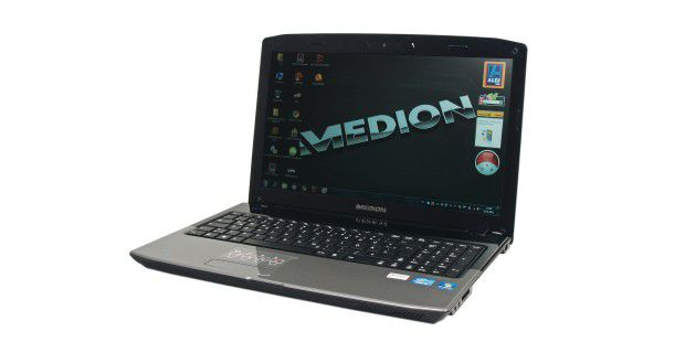 Aldi-Notebook Medion Akoya E6224 im Test