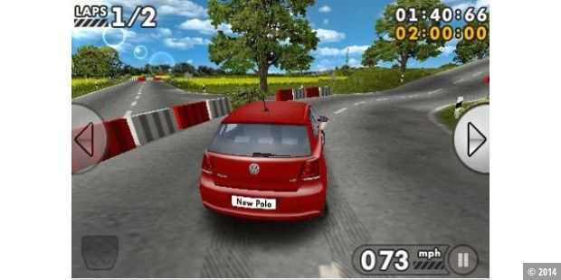VW Polo Challenge 3D