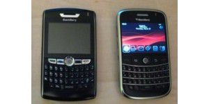 Theme-Code enthüllt BlackBerry 9100