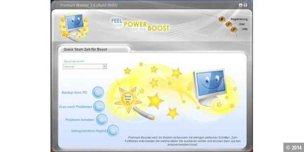 Gratis-Vollversion des Tages: Premium Booster