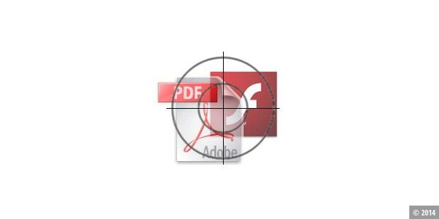 Flash-Exploit in PDF-Dateien