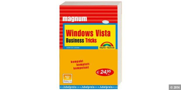 Windows Vista Business Tricks