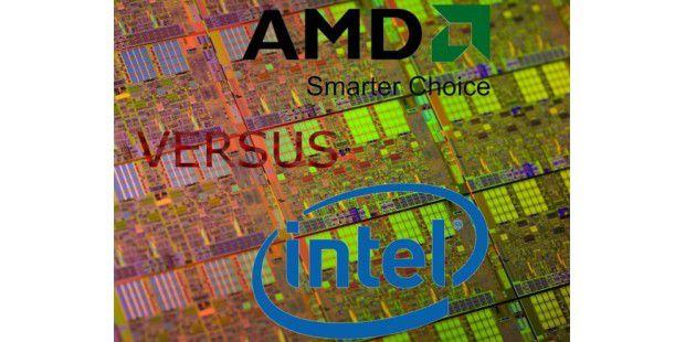 AMD versus lntel: Die besten CPUs bis 200 Euro