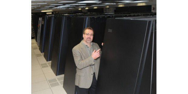 IBM-Supercomputer (Bild: IBM)