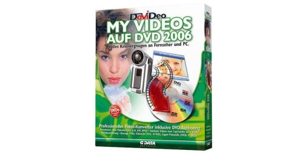 DaViDeo My Videos auf DVD 2006