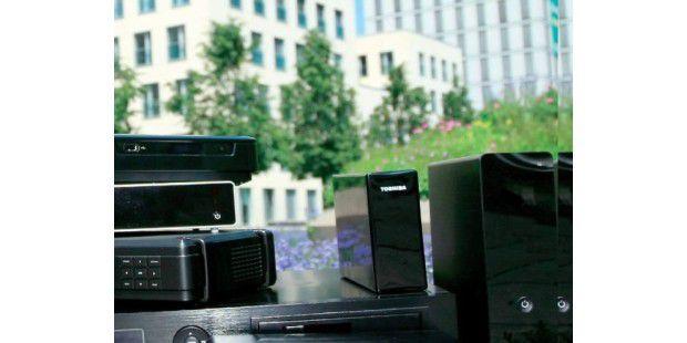 Die besten Multimedia-Festplatten im Test