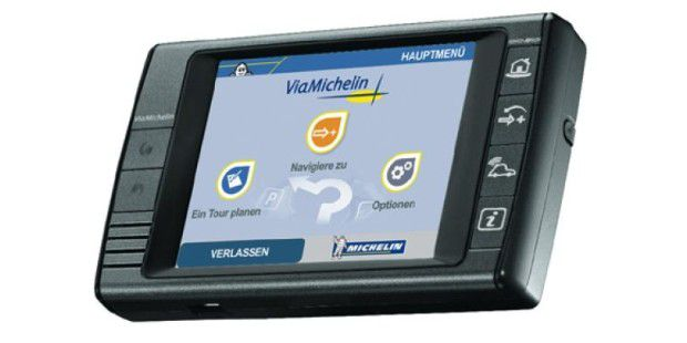 ViaMichelin Navigation X-930