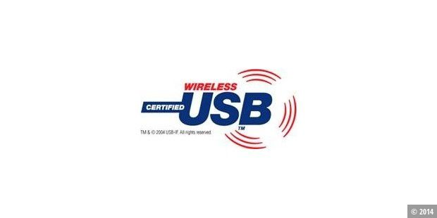 Wireless USB Logo