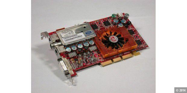 Sapphire Radeon 9800SE Gold AiW