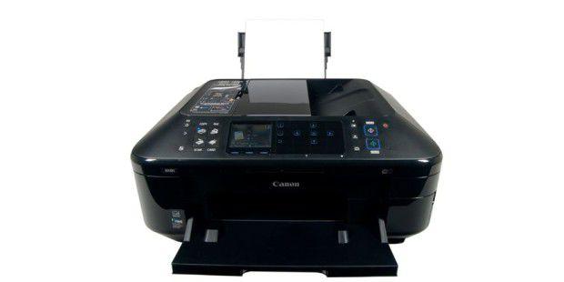 Tools zum Download, mit denen Sie das Beste aus dem Drucker herausholen - hier: Canon Pixma MX885.