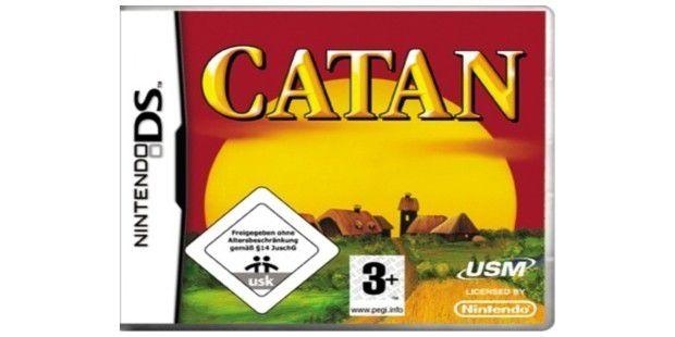 Für den Nintendo DS: Die Siedler von Catan.
