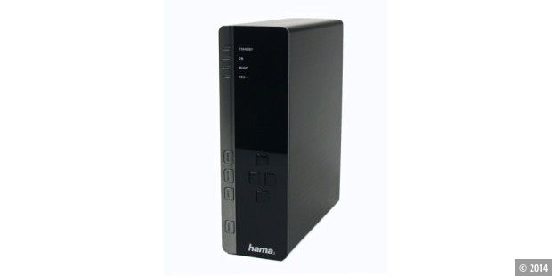 Hama Media Station PRN 35 im Test