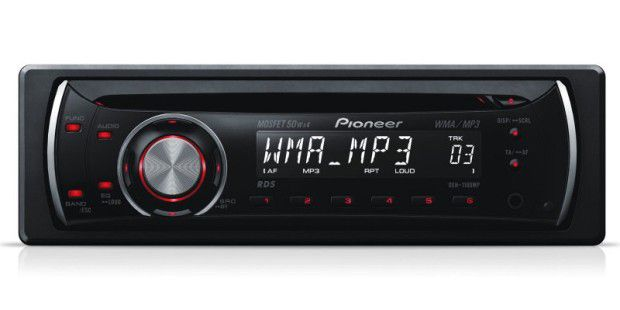 Pioneer DEH-1100MP