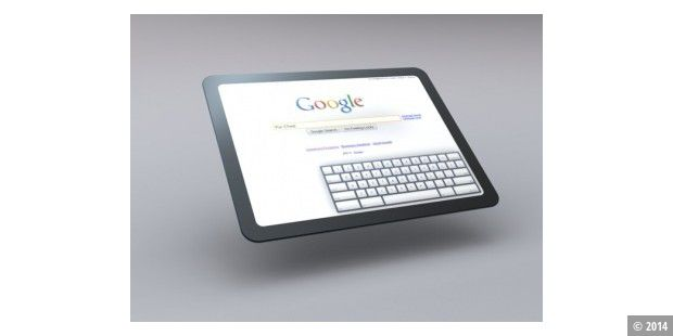 Chrome-Tablet kommt am 26. November