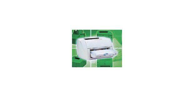 Die besten Schwarzweiß-Laserdrucker mit Drucksprache PCL im Test