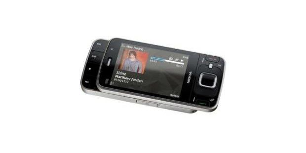 Nokia greift iPhone 3G & Android-Handy an