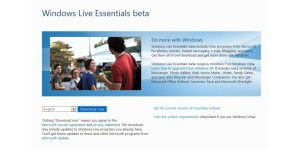 Windows Live Essentials 2011 Beta auf Deutsch verfügbar