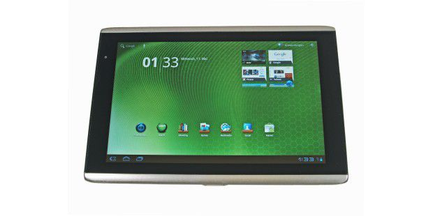 Android-Tablet im Test: Acer Iconia A500 im Test