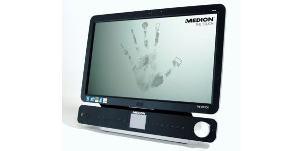 Medion The Touch X9613 im Test