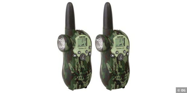Topcom Twintalker 3800 Camouflage Pack