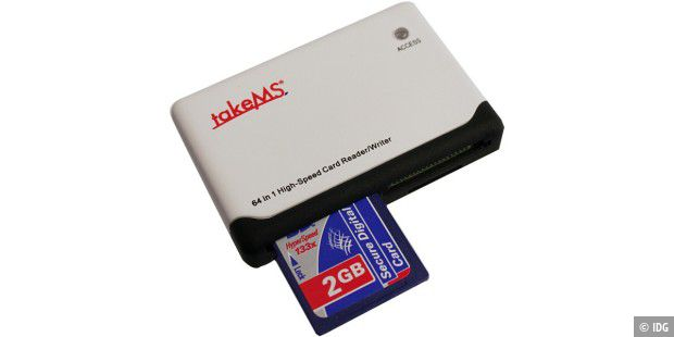 takeMS HighSpeed Multi Cardreader Mini