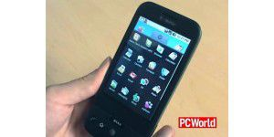 Video vom Google Phone T-Mobile G1