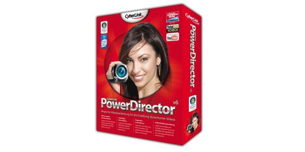 CyberLink PowerDirector 6
