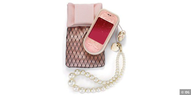 Nokia 7373 Special Edition Powder Pink