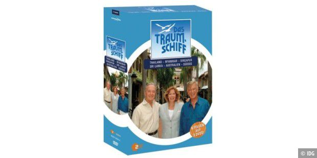 Traumschiff-DVD