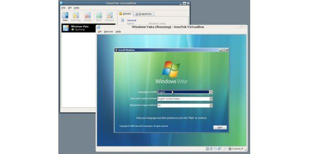 Download-Tipp: VirtualBox