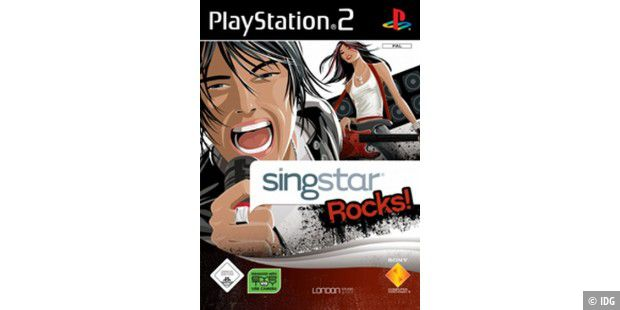 Sony SingStar Rocks