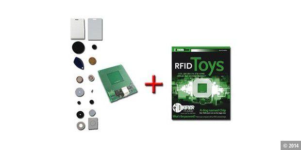 Sehr RFID-Toys: Elektronik-Spielereien zum Selberbauen - PC-WELT CP99