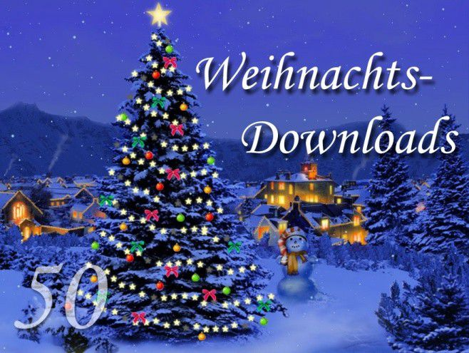 die 50 besten weihnachts downloads pc welt. Black Bedroom Furniture Sets. Home Design Ideas
