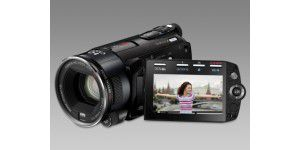 Canon präsentiert HD-Flash-Camcorder-Generation