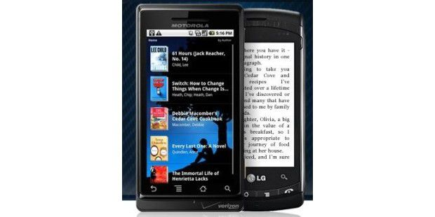 Amazon bringt Kindle für Android