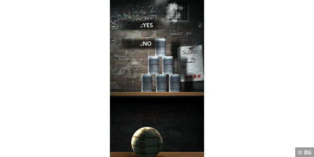 "Android-App ""Can Knockdown 2"""