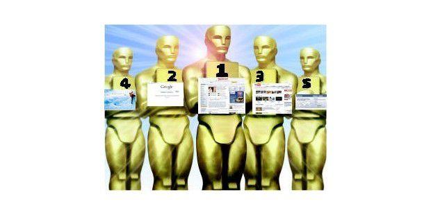 Die beliebtesten Websites der Welt