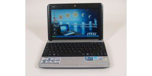 Netbook MSI Wind U115 im Test