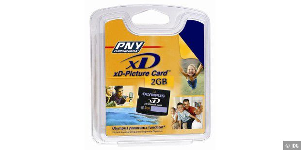 PNY Olympus xD-Picture Card 2 GB