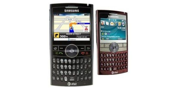 Samsung BlackJack 2 mit GPS und Windows Mobile 6
