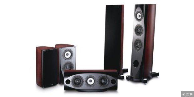 neue high end lautsprecher pc welt. Black Bedroom Furniture Sets. Home Design Ideas