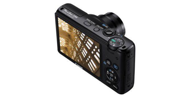 Bildergalerie: Die Digitalkamera mit dem besten Bildschirm