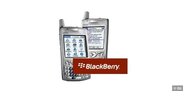 Blackberry Connect für Treo-Smartphones